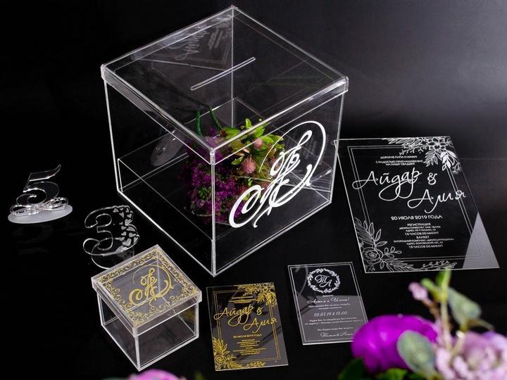 Лазерная Гравировка: свадебные пригласительные, шкатулки, короба